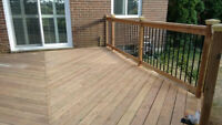 Interlocking , Fences and Decks (647)618-6927