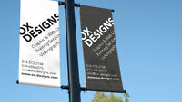 Roll-Up Banners & Large Format Printing