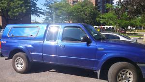 2004 MAZDA V6 B3000 DUEL SPORT PICK-UP TRUCK