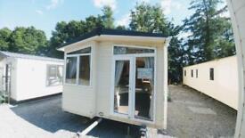 Cheap static caravan for sale nr New Quay West Wales