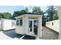 Cheap static caravan for sale nr New Quay West Wales