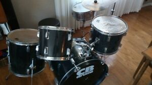 CB SP Series Drum Set
