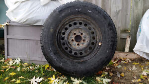 Studded Winter Ice Tires