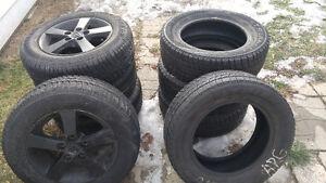 Pneus d'été et pneus d'hiver pour Mazda 3