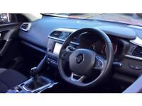 2016 Renault Kadjar 1.2 TCE Dynamique S Nav 5dr Manual Petrol Hatchback