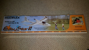 New Multiplex Easy Star II RC Plane Brushless BNF Kit w Battery