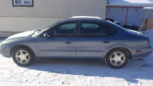 1999 Ford Taurus only 78xxxkms!