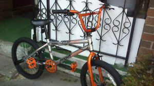 BMX, SCOOTER, and kids bikes.