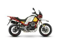 2020 MOTO GUZZI V85 TT