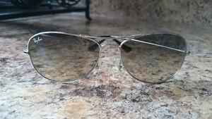 Ray-ban Aviator 'Cockpit'  Sunglasses