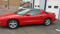 1996 Pontiac Firebird 2DR Coupe (2 door)