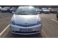 Toyota Prius 1.5 VVT-I T SPIRIT HYBRID (silver) 2008