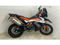 2020 KTM 790 VATQ ADVENTURE R 20 0.79 Enduro Bike Petrol Manual