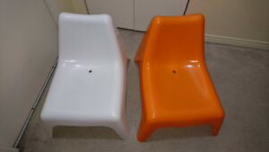 Ikea, childrens' chair