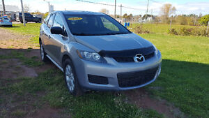 2007 Mazda CX-7 TURBO SUV, Crossover