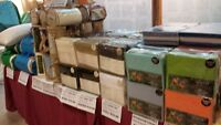 Vendor Space Wanted - Bamboo Sheets & Pillows