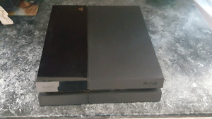 Ps4 system with controller