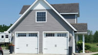 Garage Doors and Garage Door Operators