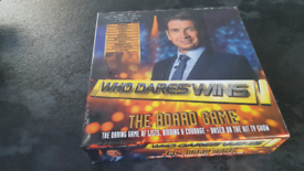 Who dares wins game (still sealed)