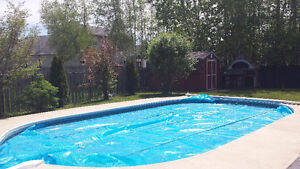 5 BR EXECUTIVE HOME MONCTON NORTH w POOL!!!!