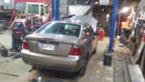 junking 2005 ford focus