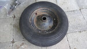Wheelbarrow Wheels - Various Models, Tubeless and WITH Tubes