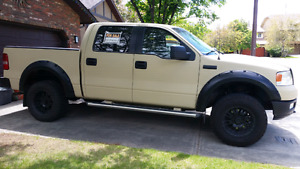 Awesome armour coated ford f150 lariat