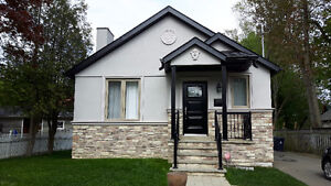House-fully renovated, great location, near lake, avail Aug 1st