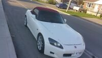 2003 Honda S2000 Convertible Clean title Certified and emission