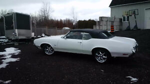 1972 cutlass convertable