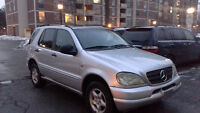 1999 Mercedes-Benz 300-Series SUV, Crossover