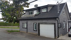 2 Bedroom Laneway House with attached garage