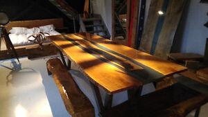 Bois Du Monde Custom Made Wood Furniture