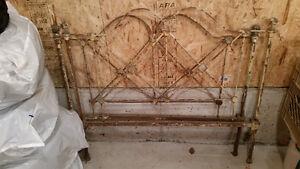 Antique Daybed Frame