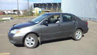 08 Corolla -auto - LOADED -  NEW WINTER TIRES - ONLY 114,000