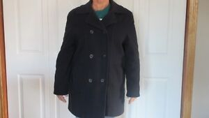 London Fog peacoat-size 16