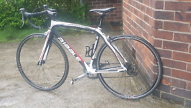 Ribble gran fondo carbon road bike