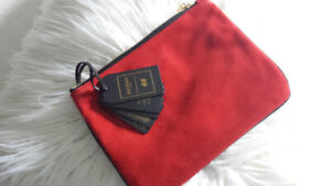 Authentic Balmain H&M Clutch Bag RARE Brand NEW With tags