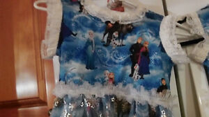 Dresses & Costumes associated with Frozen. Kawartha Lakes Peterborough Area image 4