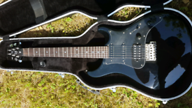 PRS SE EG SSH electric guitar.