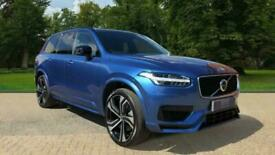 image for Volvo XC90 T8 Hybrid R Design Pro AWD Aut Auto 4x4 Petrol/Electric Automatic