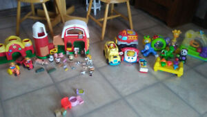 Playschool & Fisher price baby toys $30 obo