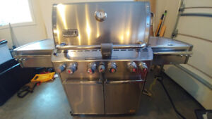Weber Summit S-470 BBQ (Natural Gas)