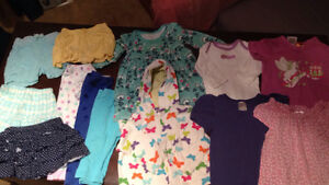 Girls size 6-12 month lot