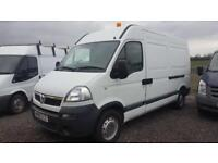 Vauxhall Movano 2.5CDTI 16v ( 100ps ) MWB 3500 High Roof *Only 36k miles ex MOD*