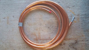 "HVAC 3/4"" Copper Tube"