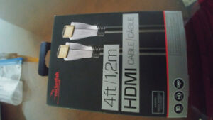 Hdmi cable, in box, extender 3 outlet