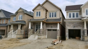 For Lease Brand New Detached-4 Bed, 3 Bath-Caledonia, Haldimand