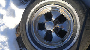 Chevy rims $15 each different single rims