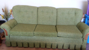 A couch + chair